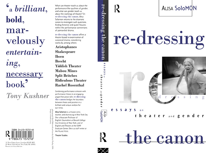 re-dressing the canon essays on theater and gender Watch download redressing the canon essays on theatre and gender ebook by sethsimpson on dailymotion here.